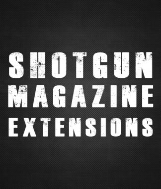 Shotgun Magazine Extensions