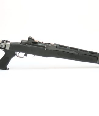 Choate Mini-14 Folding Stock (Stainless)
